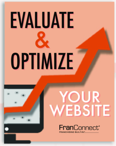 Download this worksheet to evaluate your franchise recruitment website.