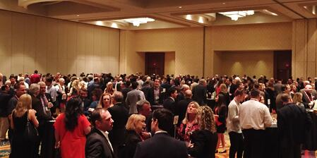 The 2016 IFA Annual Convention New Member Reception