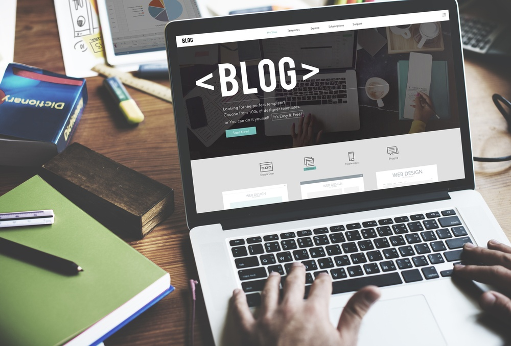 Starting a blog for your franchise recruitment website is a great SEO tactic.