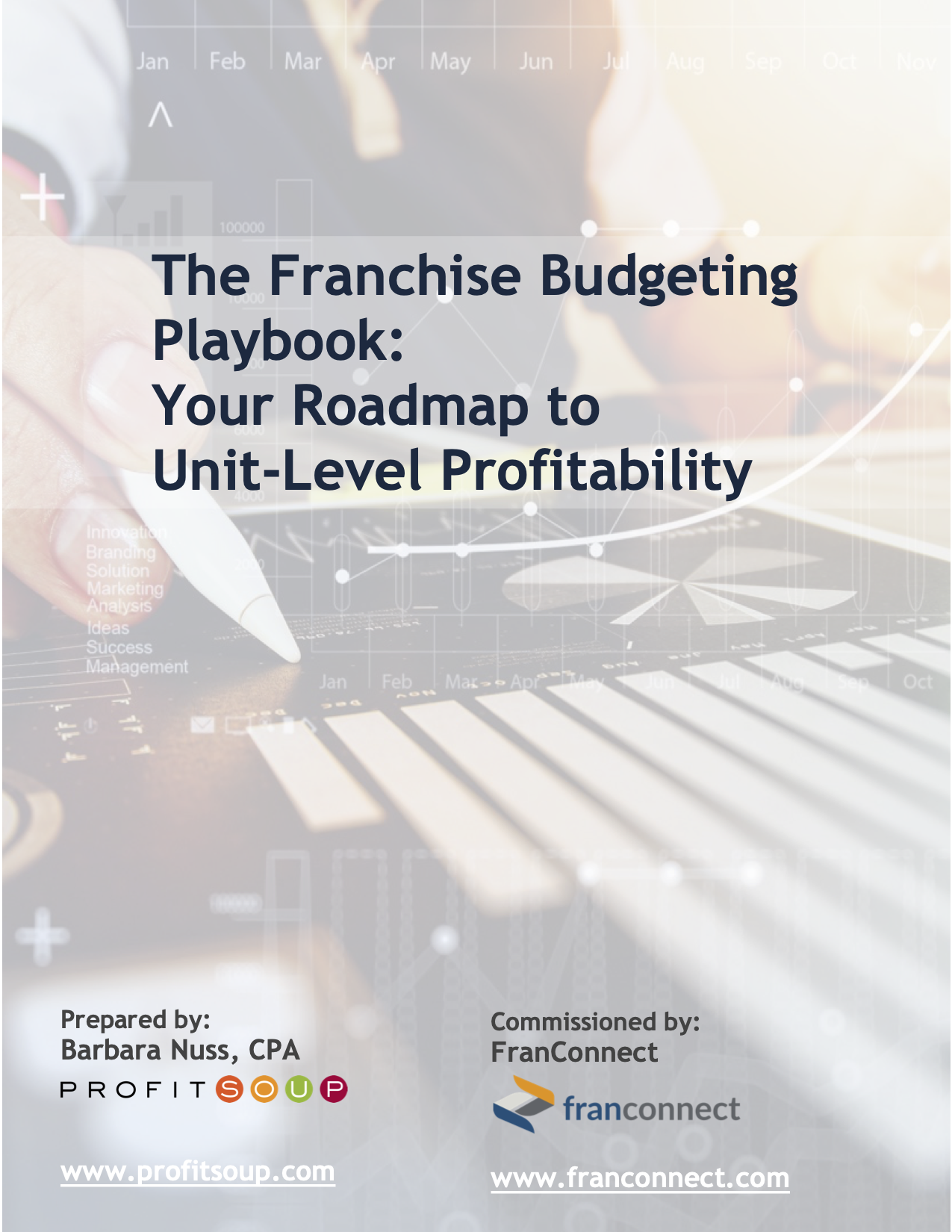 The Franchise Budgeting Playbook: Your Roadmap to Unit-Level Profitability Cover